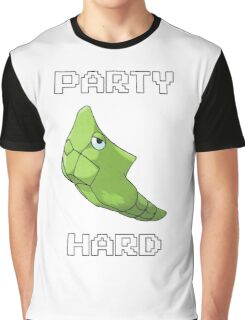 Party Hard Graphic T-Shirt