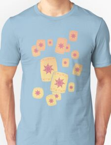 Floating Lanterns Gleam Unisex T-Shirt