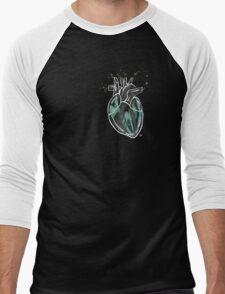 My Heart is a Jungle Men's Baseball ¾ T-Shirt