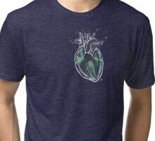 My Heart is a Jungle Tri-blend T-Shirt