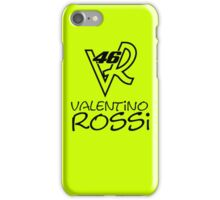 Valentino Rossi - 46 iPhone Case/Skin