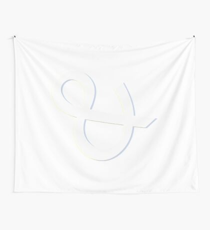 Fadeing away Wall Tapestry