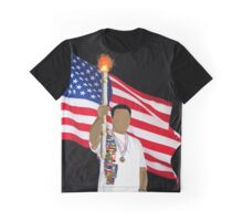 LIGHTING THE TORCH Graphic T-Shirt