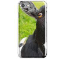 Goat! iPhone Case/Skin