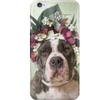 Flower Power, Luther iPhone Case/Skin