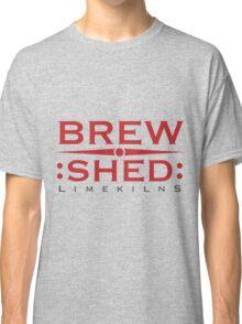 Brew Shed Limekilns Classic T-Shirt