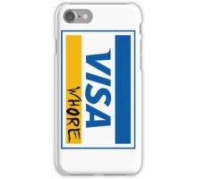 I am a weapon of massive consumption... iPhone Case/Skin