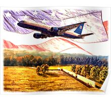 FLight 93 National Memorial Poster