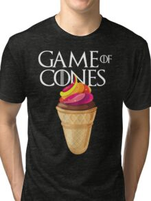 GAME OF CONES Tri-blend T-Shirt