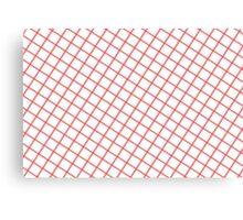 Picknick Canvas Print