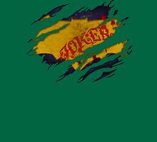 BATMAN/JOKER COSTUME RIPPED Unisex T-Shirt