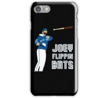 Joey flippin bats iPhone Case/Skin
