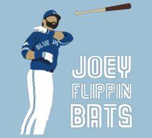 Joey flippin bats Baby Tee