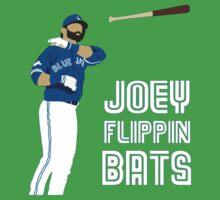 Joey flippin bats One Piece - Short Sleeve