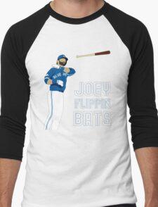 Joey flippin bats Men's Baseball ¾ T-Shirt
