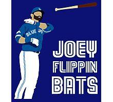Joey flippin bats Photographic Print