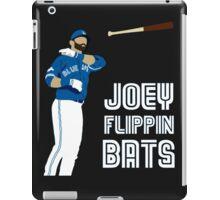 Joey flippin bats iPad Case/Skin