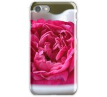 Pink Knockout Rose iPhone Case/Skin