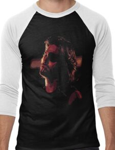 Snake Plissken Men's Baseball ¾ T-Shirt