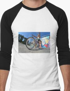 lowrider bike model Men's Baseball ¾ T-Shirt