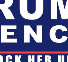 Trump Pence 2016 Sticker
