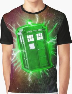 The Doctors Smaragdos (In the Emerald Extravalius Nebula) Graphic T-Shirt