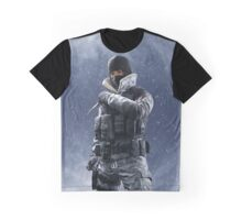 Frost from Rainbow Six Siege  Graphic T-Shirt