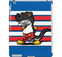 Retro Rex iPad Case/Skin