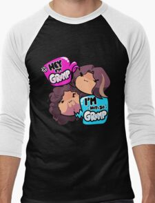 Game Grumps - Hey I'm Grump! - 1shirt Men's Baseball ¾ T-Shirt