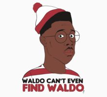 Waldo Can't Even Find waldo by Lee Lacy