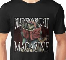 DimensionBucket Magazine Podcast Artwork Unisex T-Shirt