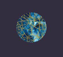 Geometric Moon Unisex T-Shirt