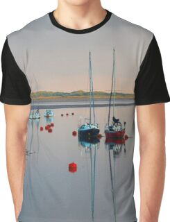 Sea of Tranquility Graphic T-Shirt