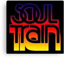 SOUL TRAIN (SUNSET) Canvas Print