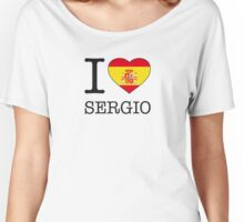 I ♥ SERGIO Women's Relaxed Fit T-Shirt