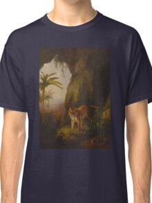 Tiger in a Cave Classic T-Shirt