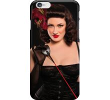 Lady Kitty iPhone Case/Skin