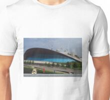 Little Ted & The London Aquatics Centre Unisex T-Shirt