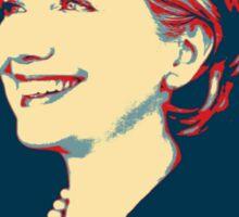 President Hillary  Sticker