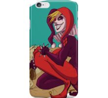 Harleen Quinzel  iPhone Case/Skin