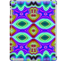 CVD0096 Bent Are Psychedelic Art Colorful Vivid iPad Case/Skin