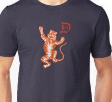 Original Detroit Tigers Logo (Unofficial) Unisex T-Shirt