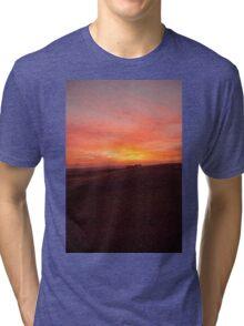 Early Morning Light Tri-blend T-Shirt