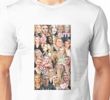 Kate McKinnon collage Unisex T-Shirt