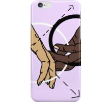 Touch Pt. 5 iPhone Case/Skin