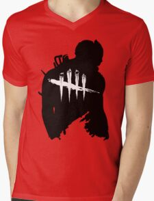 Bloody Dead by Daylight Mens V-Neck T-Shirt