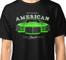 CLASSIC CHEVROLET CAMARO MUSCLE CAR | GREEN Classic T-Shirt