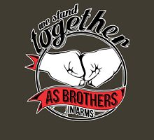 We Stand Together As Brother In Arm Unisex T-Shirt