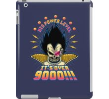 Over 9000! iPad Case/Skin