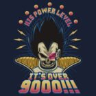 Over 9000! by Bamboota